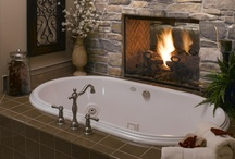 Master BATH / relaxing - calming - romantic and GROWN UP! / by Nikki Workman