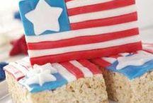 Patriotic or 4th of July