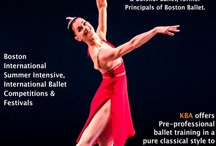 Koltun Ballet Academy / Best classical ballet training in Boston