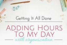 cleaning and organization ideas