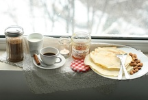 Simple breakfast / Cosy Comfort Simple Warm ... Perfect