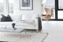 Home Interior Inspiration / I love these styles of interiors and draw inspiration from them into my own renovation designs.