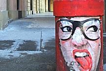 Street Art * La calle  / by Chris Bolaños