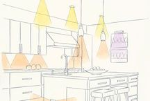The Art of Design / Tips. Tricks. How to make a room. Elements of Interior and Graphic Design. / by Jessica Bryant