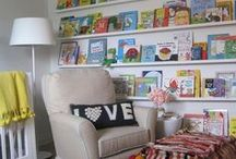 Grown-up projects to do for kids room / by Alana Hurt