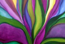 Color -Purples & Pinks / by Victoria Susan Leigh