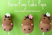 Cakes -Dani's Cakepops / by Victoria Susan Leigh