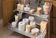 Organized   Bathroom / Bathroom Organization / by Jessica Bryant
