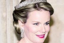 Queen Mathilde / Queen Mathilde of Belgium