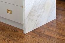 WHITE KITCHENS ✯ / My love for white kitchens. ✯ kitchen ✯ design ✯ decor ✯ interior design ✯ interiors ✯ styling