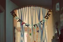 { Party Decor } / Decoration inspiration for parties and events.