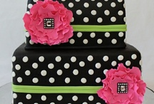 Cakes -Themed -GIRLY cakes / by Victoria Susan Leigh