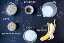 Smoothie Time / Smoothies can make a great snack, dessert or a quick breakfast for you and your minis!
