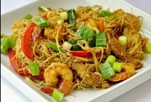 FOOD - Chinese , Thai & Hawaiian  / I LOVE CHINESE FOOD! / by Nikki Workman