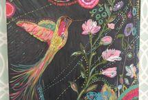 PUT A BIRD ON IT ✯ / Birds. Birds on stuff.  / by Bari J. Designs