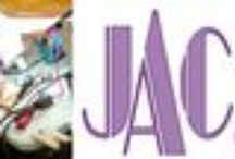 Jewelry Artisans Community / Welcome to the official Pinterest board of the Jewelry Artisans Community (JAC) - a place for JAC members to pin their projects and inspiration. The purpose of the JAC Pinterest board is to promote the site and the work of the members of the Jewelry Artisans Community.   / by 2 Fab Fristers