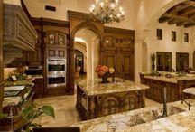 Interiors   Kitchen / Kitchens / by Jessica Bryant