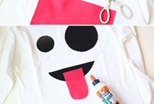 Halloween Costumes / Cute and clever ideas for great Halloween costumes.