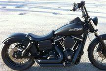 Motorbikes / Inspiring motorbikes