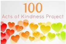 100 acts of kindness / by Alana Hurt