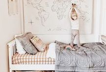 Kids Spaces / All things decor and decoration for little people. Creative kids rooms.