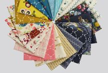 ✯ EMMY GRACE ✯ BY BARI J. ✯ / Emmy Grace fabric collection ✯ Spring 2014 ✯ Bari J. For @artgalleryfabrics