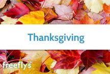 Thanksgiving Crafts & Recipes