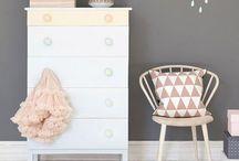 Interiors   Kids / Kid's Room / by Jessica Bryant