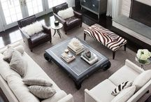 Interiors   Living Room / Living Rooms / by Jessica Bryant