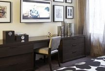 Interiors   Office / Office / by Jessica Bryant