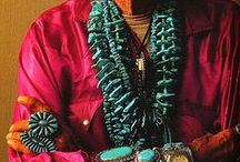 W e s t e r n / native american and texas style jewels, jackets, boots and hats