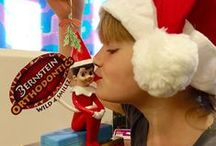 Selfie with our Elfie / Submissions to our holiday Selfie with our Elfie contest.