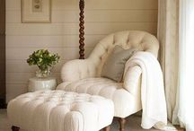 White Home Decor Inspiration / A beautiful board dedicated to all white interiors!