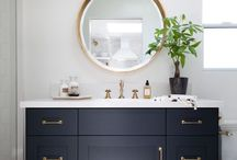 Bathroom Spaces / Luxurious bathroom spaces to swoon over!