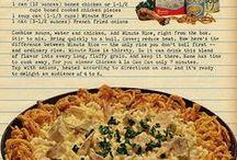 Recipes - Retro