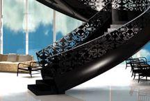 Interiors   Stairs / Stairs / by Jessica Bryant