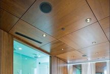 Interiors   Ceiling / Ceiling / by Jessica Bryant