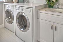 Interiors   Laundry / by Jessica Bryant