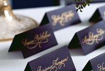 calligraphy | place cards / calligraphy, calligrapher, lettering, handlettering, wedding invitations, pointed pen, calligraphy alphabet, calligraphy quotes, calligraphy fonts, calligraphy tutorial, wedding inspiration, wedding ideas, wedding paper ideas, wedding invites, wedding invitations
