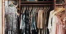 Closet Organisation / Helping me organise and curate my dream closet.