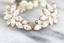 Earrings / Latest trends in jewelry