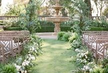 Inspiration // Ceremony / Ceremony inspiration for the fine art bride + groom.