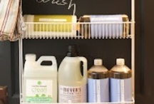 Cleaning and Organizing / by Kathleen M