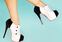 Shoe Fetish / by Kristina Voloch