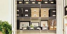 Home Organization Tips / All my favorite home organization tips to keep your house clean and free of clutter!