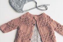 baby girl / Dressing baby girl