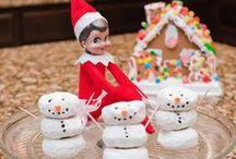 Holiday - Elf on the Shelf Ideas