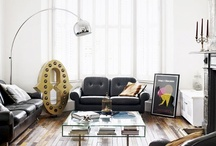 """En la casa de mis sueños / A collection of items and """"look and feel"""" images of the house I have on my dreams."""