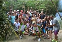 Eco-Experience / Live the Eco experience, We teach our guest about sustainable tourism, how to take care of the environment and most important to have fun without damaging our beautiful planet.  Don't forget to share your Eco Experience Photos at Sandos Caracol in this album!