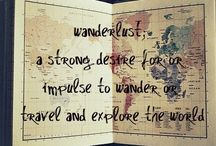 Wanderlust / Places I´ve been so far